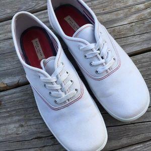 kate spade Classic white sneakers